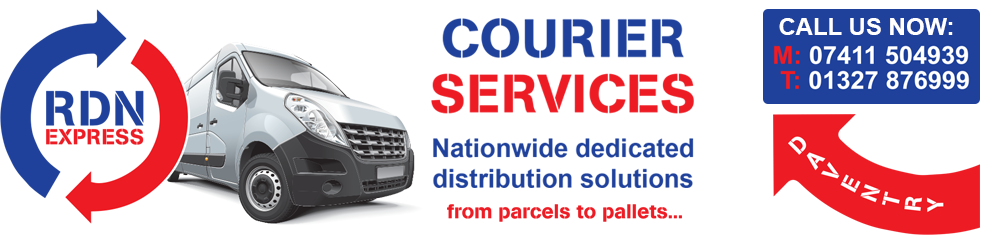 RDN Express Courier Services: Nationwide Dedicated Distribution Solutions in Daventry, Northamptonshire